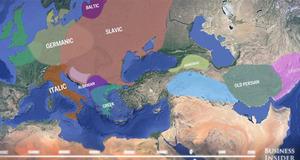 Kako su nastali jezici kojima se danas govori u Europi?
