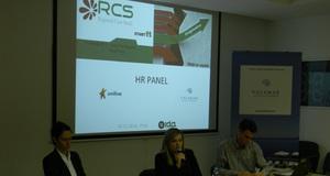 Regional Case Study: Održano panel predavanje na temu ljudskih resursa