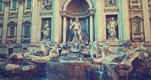 Znate li što se događa s novčićima iz najpoznatije fontane na svijetu