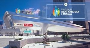 Virtualni sajam karijera i znanja: Više od 150 otvorenih radnih mjesta!