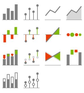 Horizontalne Poslovni Karte u Excelu